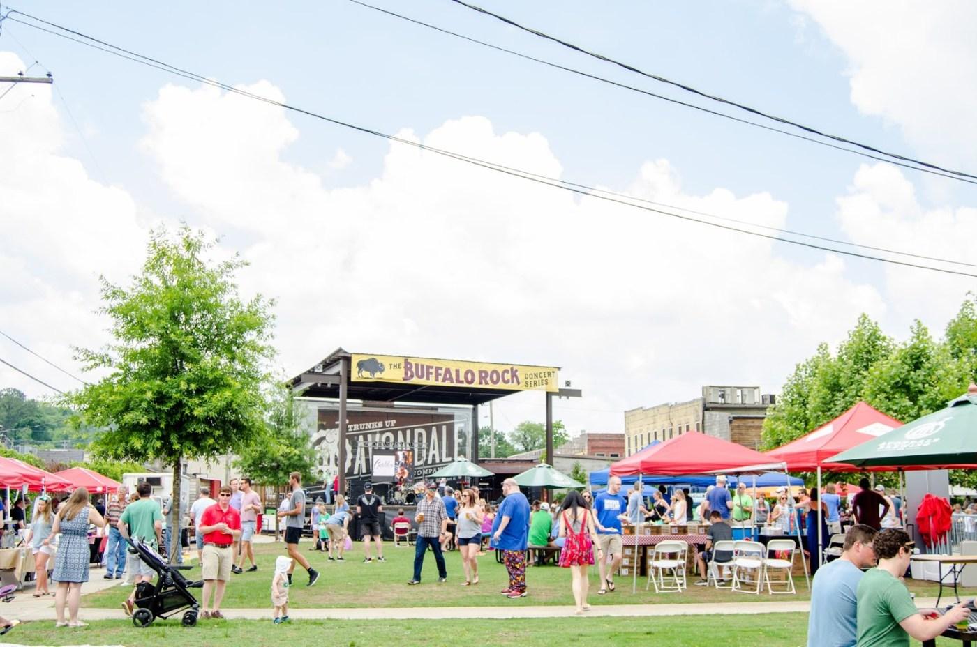 Birmingham, Burger Fest