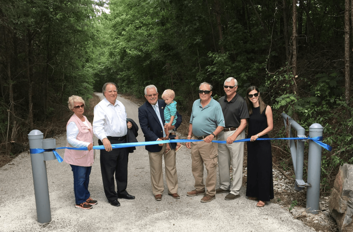 Get your walking shoes ready! Five Mile Creek adds two miles of trail in Gardendale, with plans to become the longest trail in Central AL