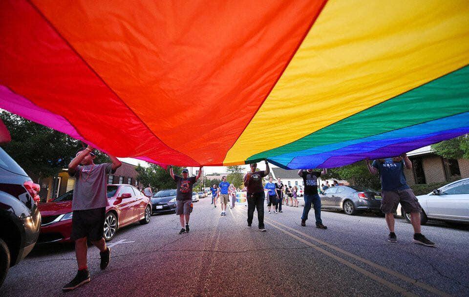 Birmingham, Central AL Pride, parade, Pridefest