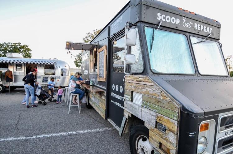 Birmingham, food trucks, The Summit