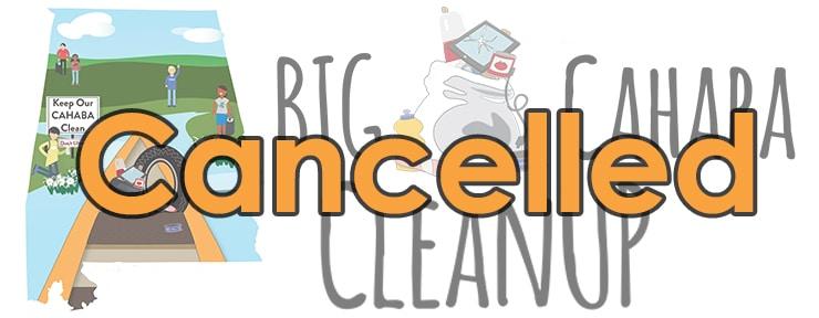 Big Cahaba Cleanup
