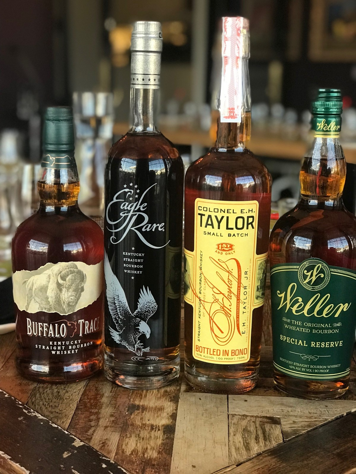 Bourbon Tasting Featuring Buffalo Trace at the Grand Bohemian