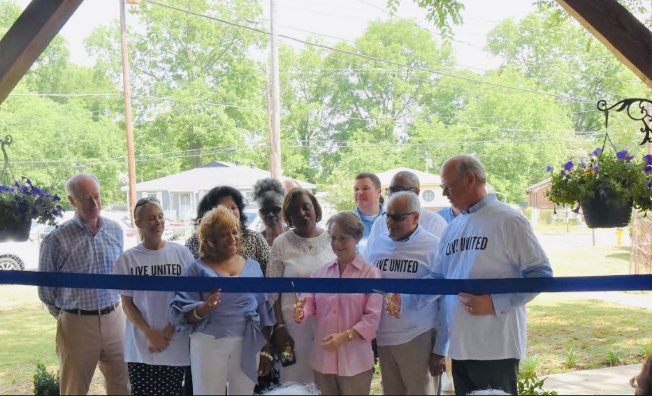 Birmingham's United Community Center on the West End adds new pavilion