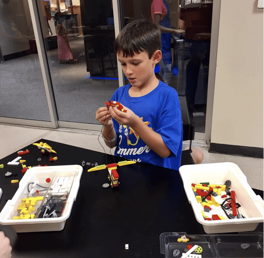 Birmingham, McWane Science Center, LEGO Day, LEGO