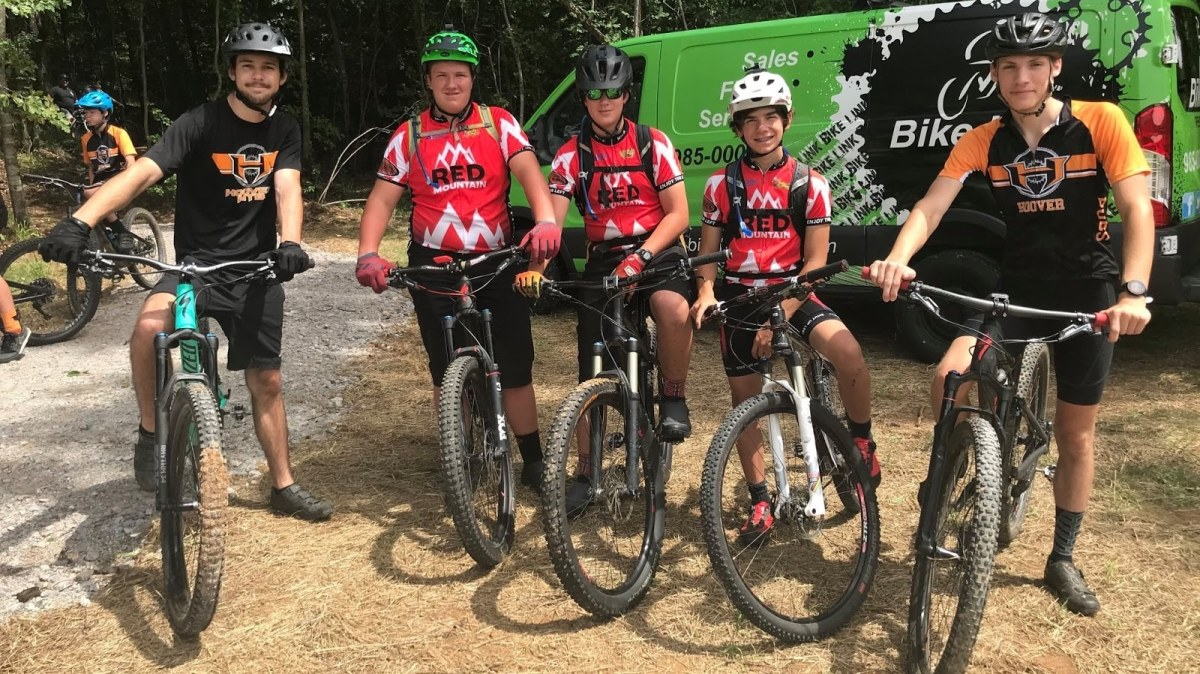 Hoover's Black Creek Mountain Bike Park now open (trail map, photos)