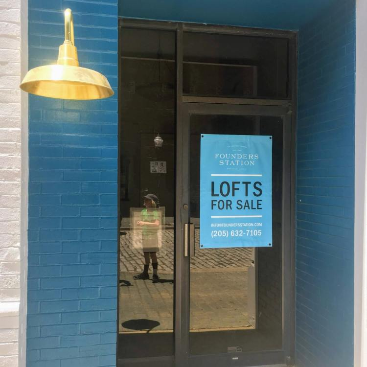 Founders Station has lofts for sale.