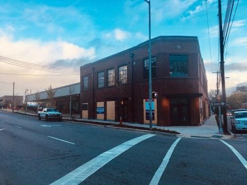 Mike Mouron also redeveloped 2200 Magnolia Avenue.