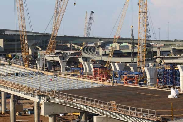 Who knew so much went into creating the 59/20 bridge project?