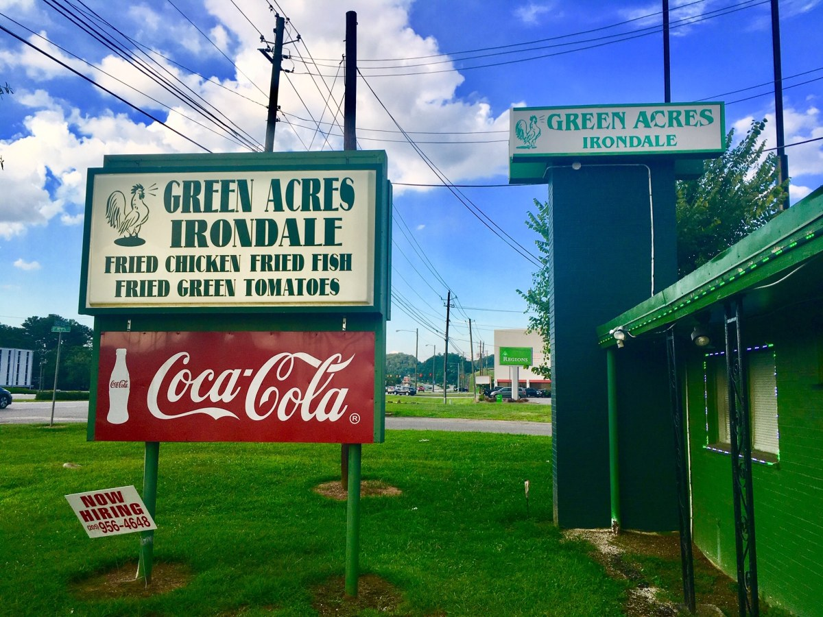 Green Acres, Galley & Garden, Carrigan's received 95 and above food service scores in June