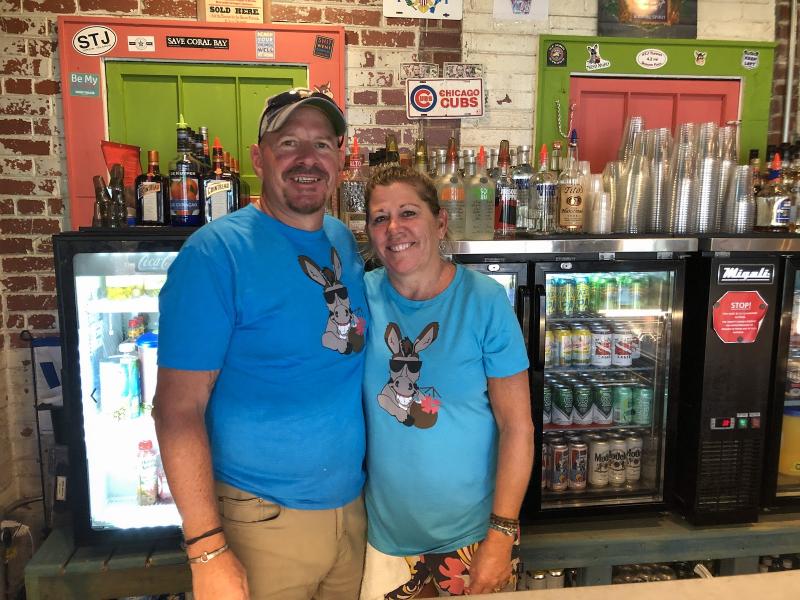 Owners of new island themed restaurant in Birmingham Alabama