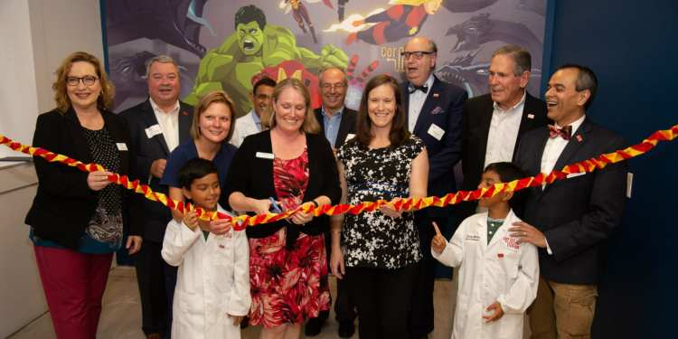 CerFlux wants to crush cancer. They just opened their new space to friends and supporters.