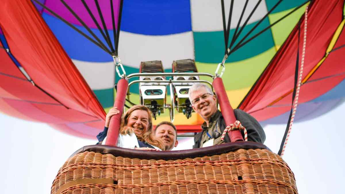 6 places offering fun in Birmingham's sky, including Southern Balloon Journeys