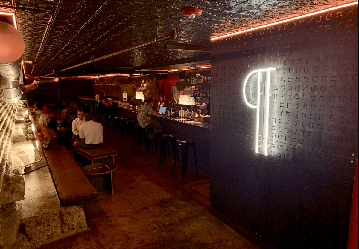 Pilcrow Cocktail Cellar adds live music, plus 5 other things you should know about Birmingham's underground bar