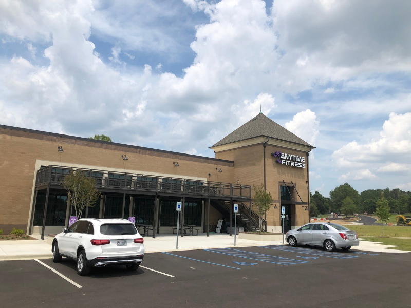 Anytime Fitness at Liberty Park