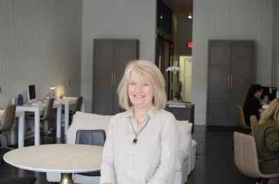 Barbara Wheeler inside ARC Realty Gallery Brokers