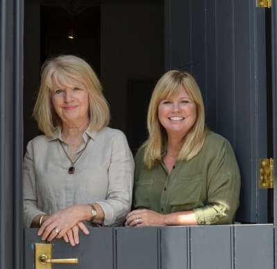 Barbara Wheeler and Stacy Flippen