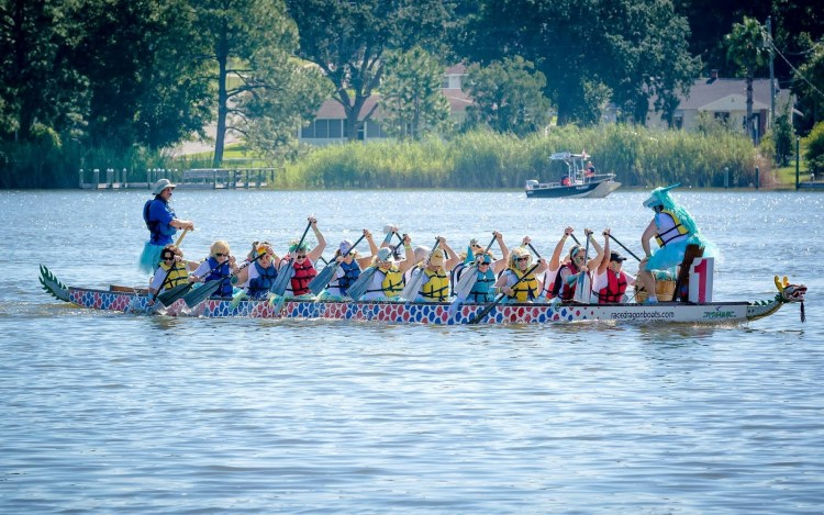 Dragon Boat Festival, Mitchell's Place