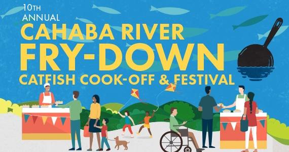 Cahaba River Fry-Down