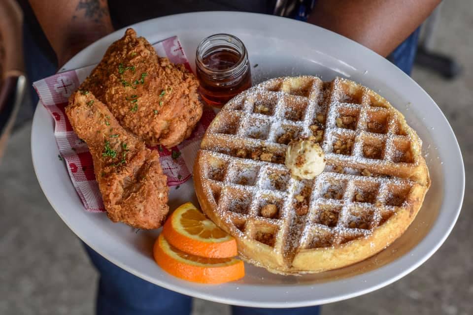 FIVE Birmingham Chicken and Waffles