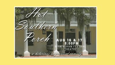 Hot Southern Porch