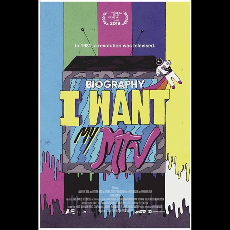 I Want My MTV is the opening night doc for Sidewalk 2019.
