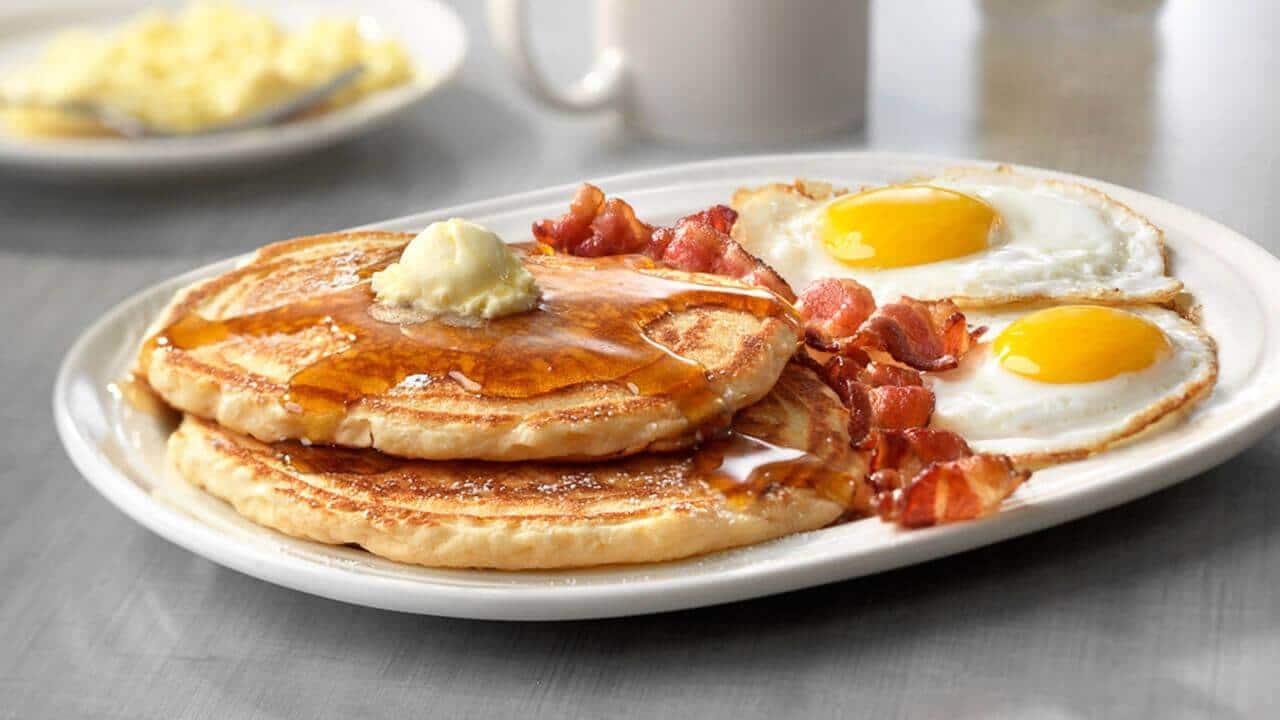 Birmingham, Bogue's Restaurant , food, pancakes, brunch, breakfast