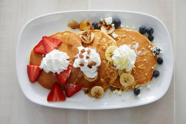Birmingham, Another Broken Egg Cafe, brunch, pancakes, breakfast, food