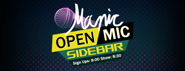 Manic Open Mic comedy show