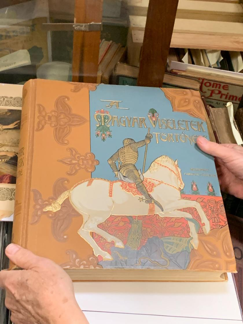 Book of Hungarian Fairy Tales