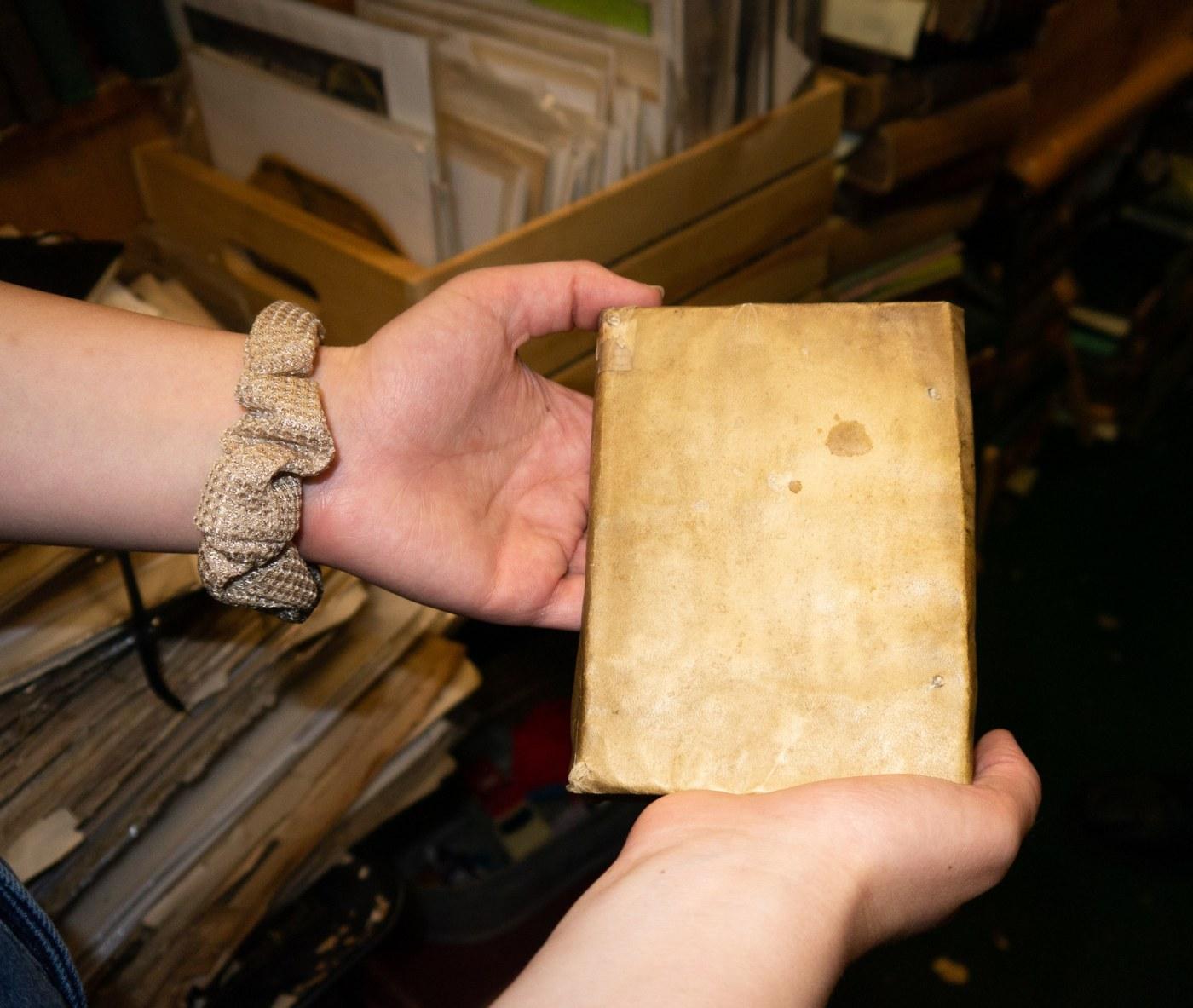 Greek Latin Notebook