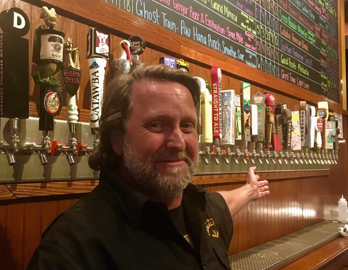 "Sneak peek: The Casual Pint at The Grove in Hoover is like ""Cheers with craft beer"""
