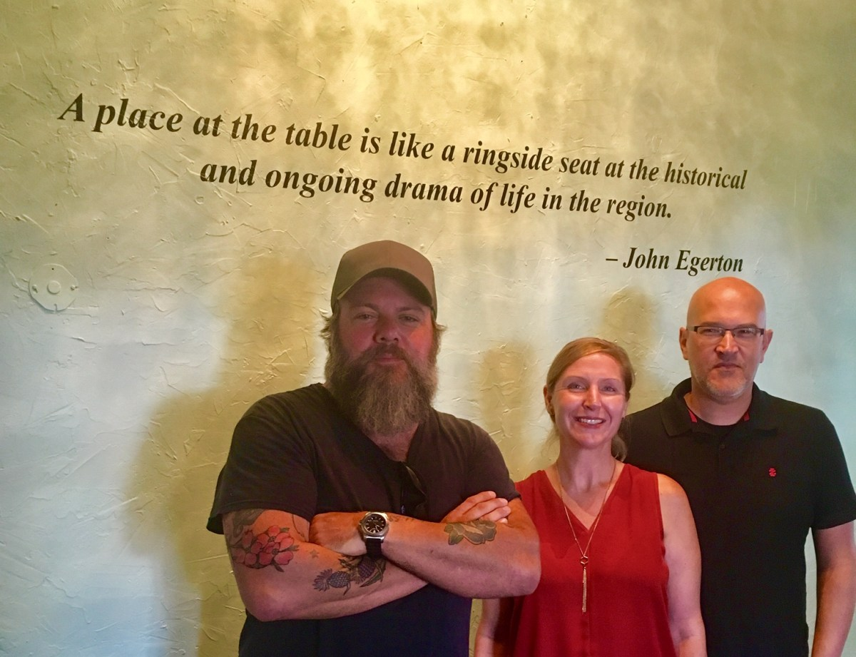 Exclusive preview: Bobby Carl's Table, your grandmother's comfort food in English Village