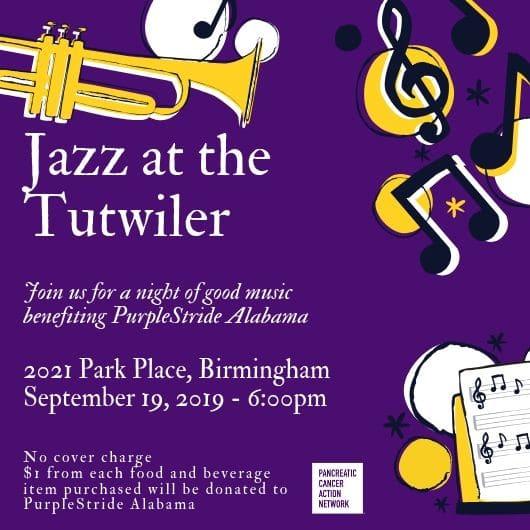 Jazz at the Tutwiler
