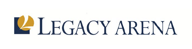 Legacy Arena logo