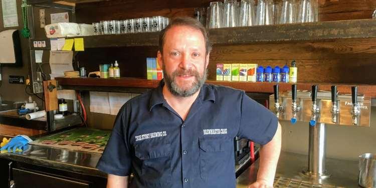 Craig Shaw at True Story Brewing Company