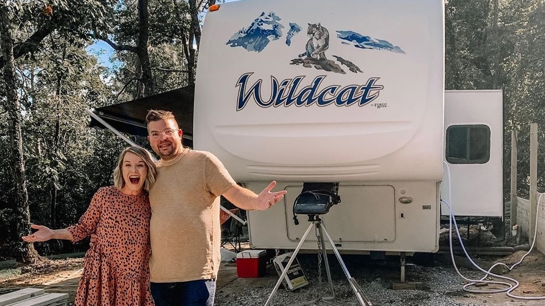 Calling all nomads! Tiny RV living is the newest trend popping up around Birmingham. Ashley Gann, the Magic City's only female chief meteorologist, is already on board!
