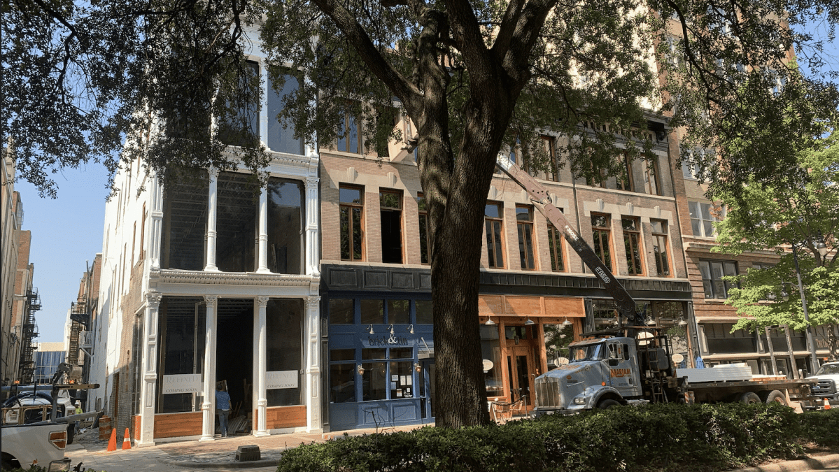 New bridal store and more coming to the Iron Age Building, former home of Parisian
