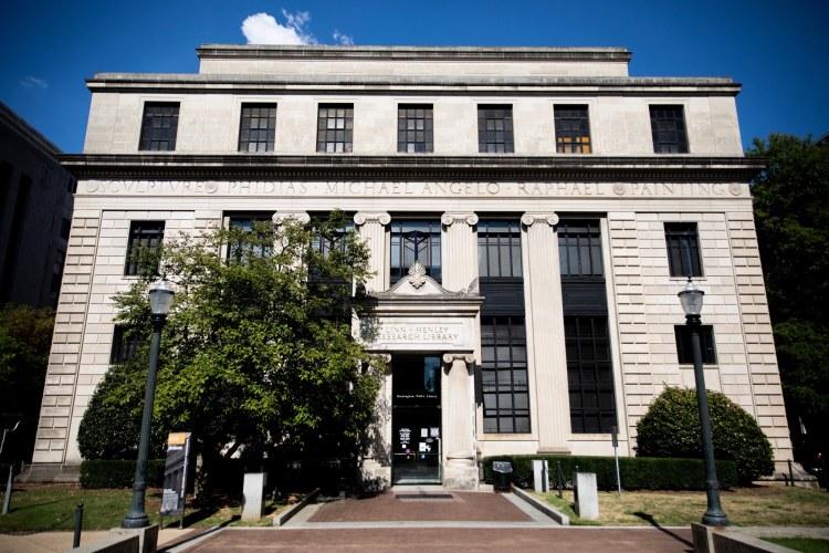 Linn-Henley Research Library