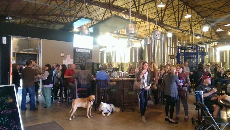 Birmingham, Cahaba Brewing Co