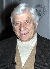 Elmer Bernstein, composer of the Ghostbusters film score