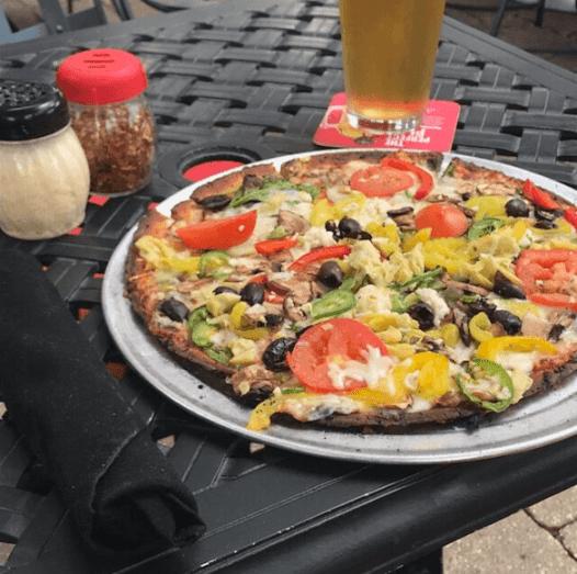 Birmingham, Slice Birmingham , gluten free pizza, pizza, gluten free, cauliflower pizza crust