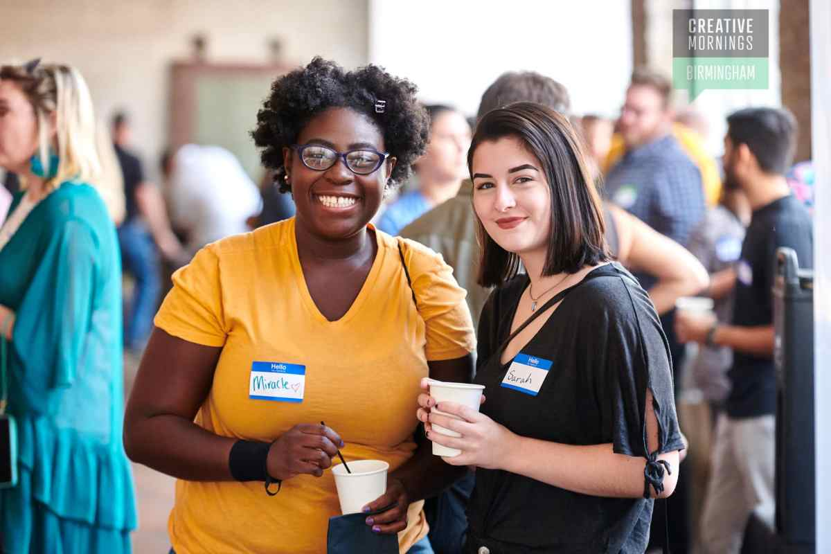 Moving out and moving up – check out three organizations in Birmingham helping young professionals connect in the city.