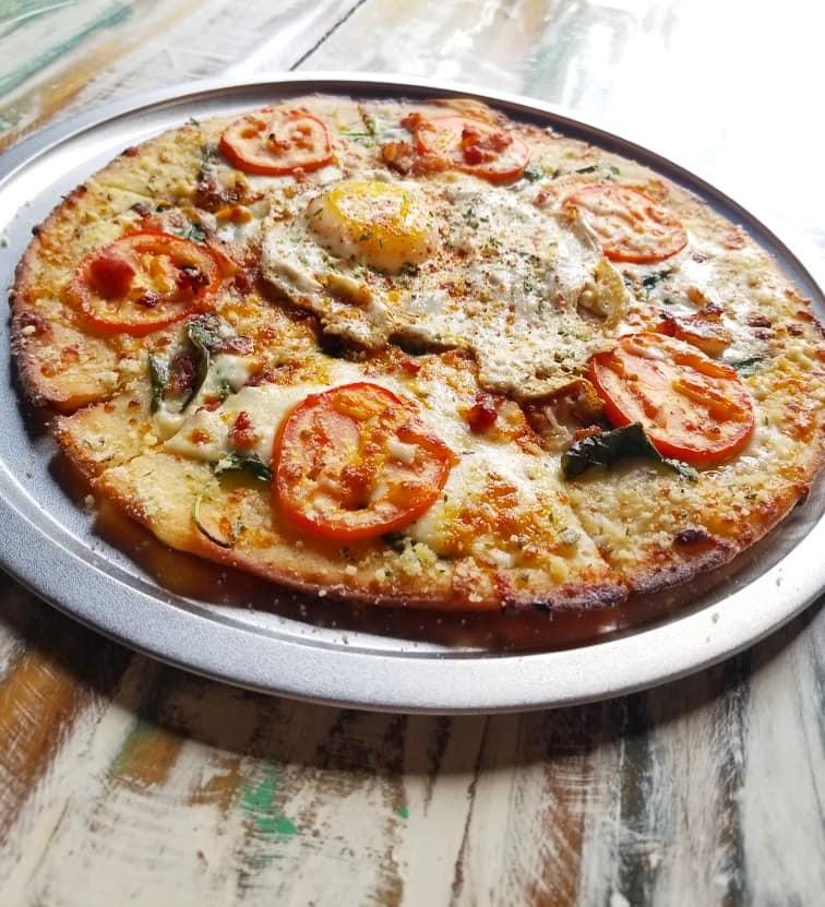Birmingham, Basil Pizza Bar, pizza, gluten free, gluten-free pizza, deep dish pizza