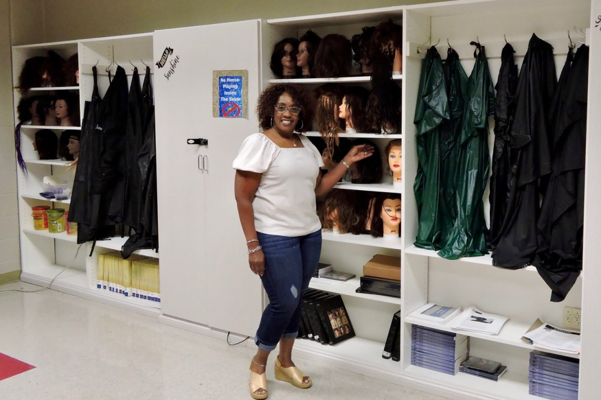 How Carver High School transformed their cosmetology department