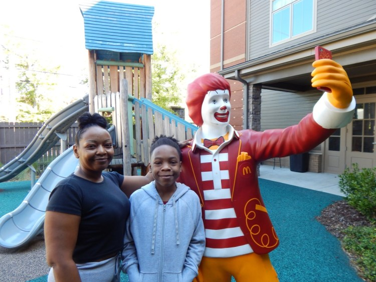 Birmingham, Ronald McDonald House, Ronald McDonald House Charities of Alabama