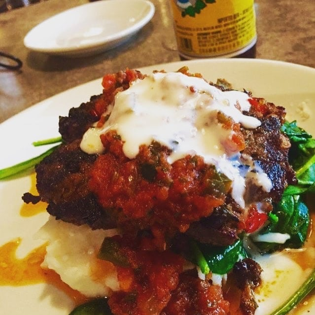 Birmingham, El Barrio, food, meatloaf, Chorizo