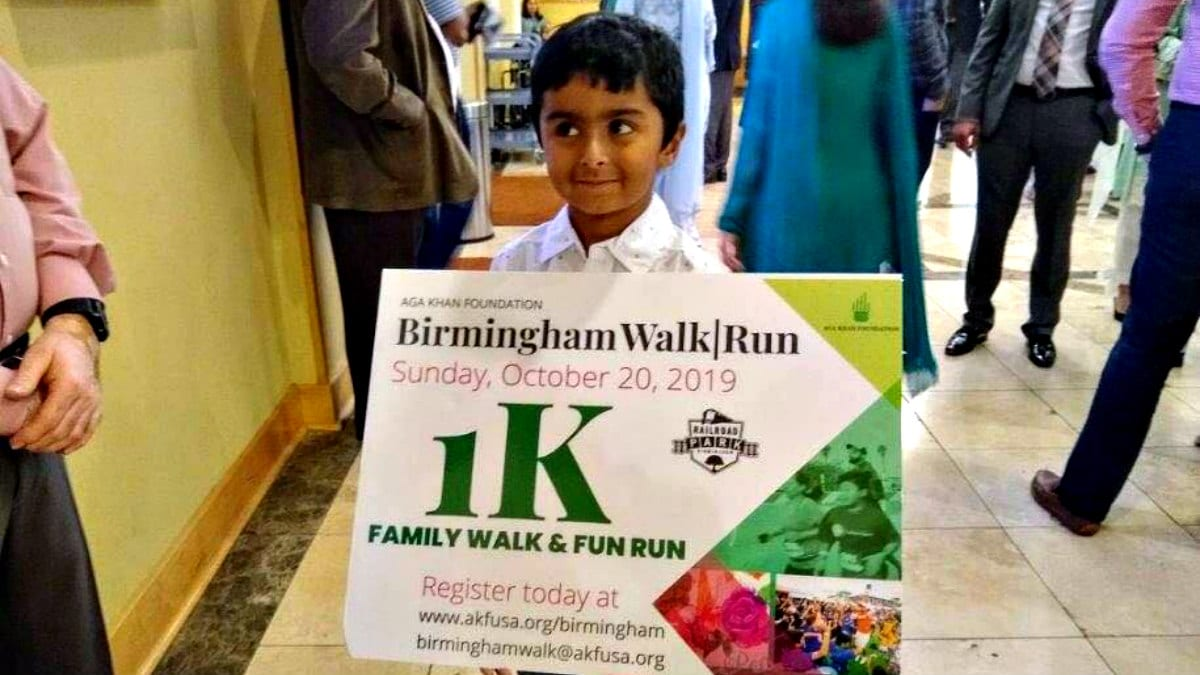 3 walks with a purpose this Fall in Birmingham