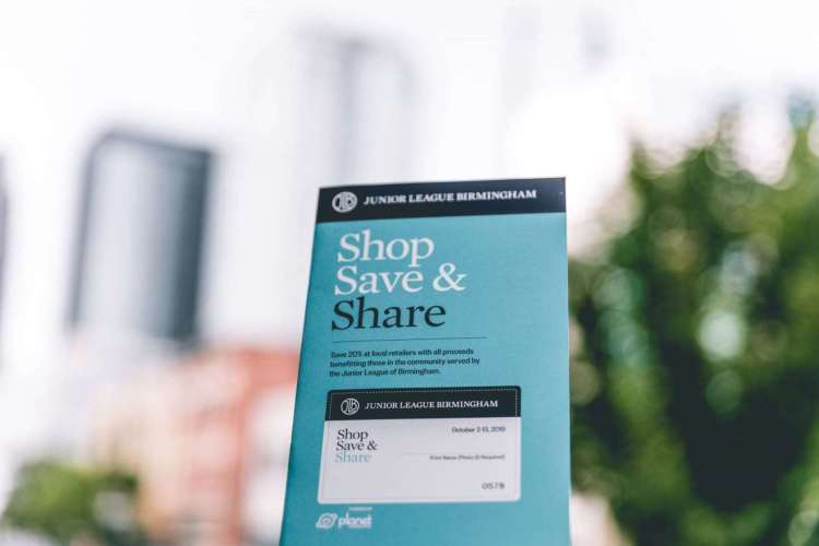 Birmingham, Shop Save and Share