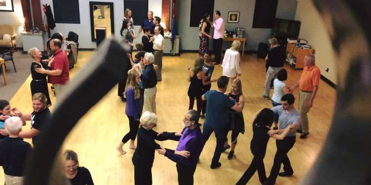 Tango at Handworks is a form of Latin dance in Birmingham