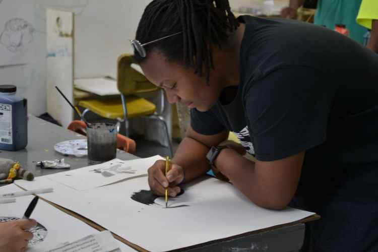 Birmingham, Space One Eleven, art, art classes